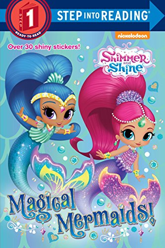 Magical Mermaids! (Shimmer and Shine) (Step into Reading)]()