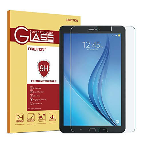 Samsung-Galaxy-Tab-E-96-Screen-Protector-OMOTON-Tempered-Glass-9H-Hardness-Crystal-Clear-Scratch-Resistant-Easy-Installation-Perfect-for-Samsung-Galaxy-Tab-E-96-inch-Tablet2015-Released