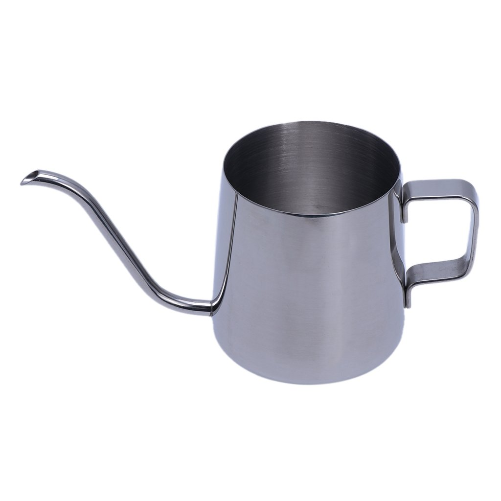 LoXTong Coffee Pot Stainless Steel Gooseneck Coffee Maker Hanging Ear Drip Spout Pot Tea Kettle