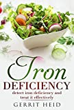Iron Deficiency: Detect Iron Deficiency and Treat