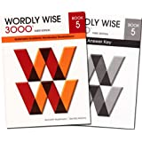 Wordly Wise 3000 Grade 5 SET -- Student and Answer Key (Systematic Academic Vocabulary Development)