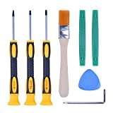 T6 T8H T9H T10H Screwdriver Tool Kit with Prying
