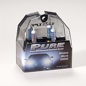 Putco 230007mw Pure Halogen Headlight Bulb Mirror White