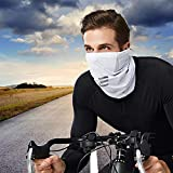LANVO UV Protection Face Mask, Adjustable Cooling