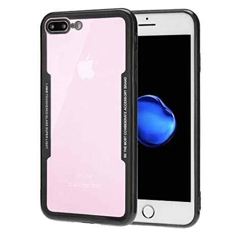 Cdyiswu Funda iPhone 8 Plus, Carcasa iPhone 7 Plus, Ultra ...