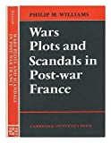 Wars Plots Scandals France 9780521077415