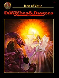 Tome of Magic (Advanced Dungeon & Dragons: Accessory Rulebook)
