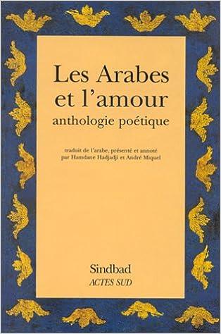 anthologie amoureuse french edition