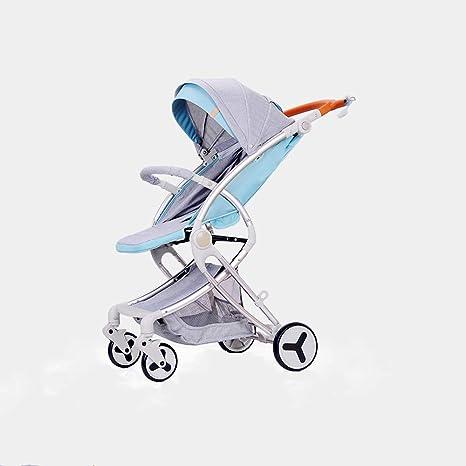 Amazon.com: Giow Stroller, carrito plegable ultraligero para ...
