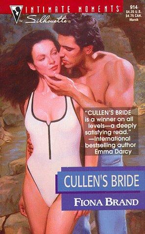 book cover of Cullen\'s Bride