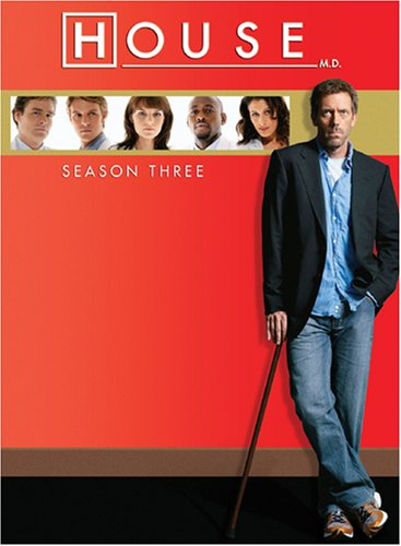 house dvd season 1 - 3