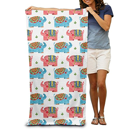 Garlic Bulb Costume (The Elephant Poster Adult Soft Microfiber Printed Beach Towel For Gym Highly Absorbent)