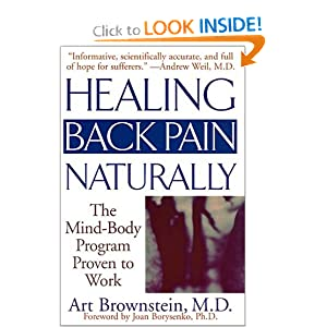 Mind-Body Healing Back Pain Naturally