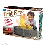 "Prank Pack ""My First Fire"" - Wrap Your Real Gift in a Funny Joke Gift Box - by Prank-O"
