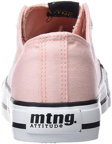 Zapatillas para MTNG Rosa emi Rosa Mujer Canvas3 Deporte de Pwx5vqxBa