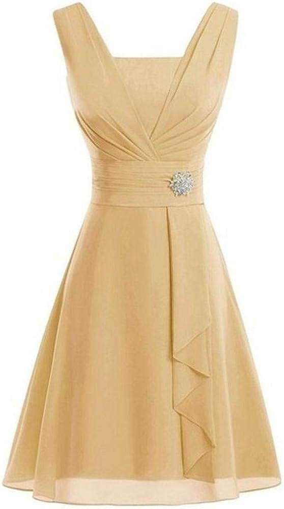 VJGOAL Vestido de Gasa para Mujer Tallas Grandes Moda de Verano ...