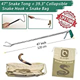 IC ICLOVER [3 IN 1] Snake Catcher Tool Set Professional 47