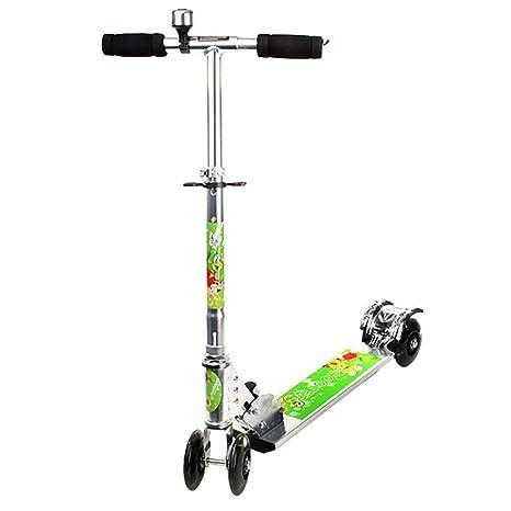 Patinetes Scooter para niños 2-4-5 años Coche deslizable ...