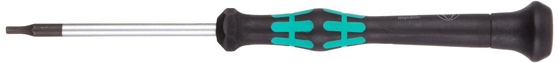 Wera 05118014001 Kraftform Micro 2035 Slotted Electronics Precision Screwdriver 4mm Head 80mm Blade Length Wera Tools