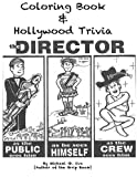 img - for Coloring Book & Hollywood Trivia: Hollywood Coloring Book with Trivia book / textbook / text book
