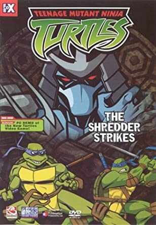 Amazon.com: Teenage Mutant Ninja Turtles - The Shredder ...