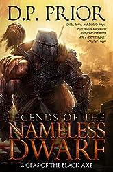 Geas of the Black Axe (Legends of the Nameless Dwarf Book 2)