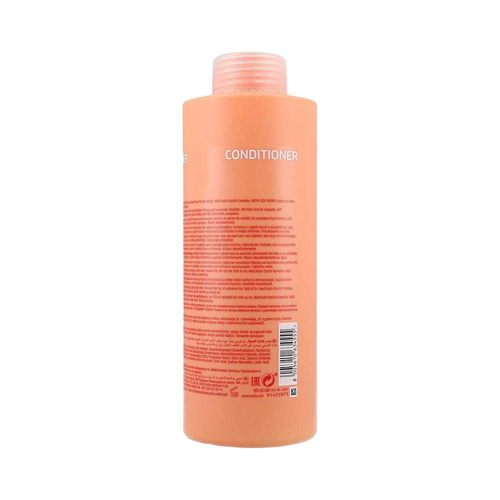 9d71acae47cbc Wella INVIGO Nutri-Enrich Deep Nourishing Conditioner 1000ml  Amazon.co.uk   Beauty