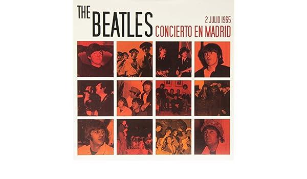 Concierto En Madrid Booklet