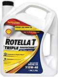 Rotella 550019913 T Triple Protection CJ-4 15W-40 Motor Oil - 1 Gallon (Automotive)