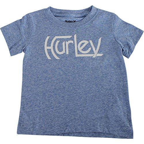 Hurley Toddler Girl's Logo Soar Snow Short Sleeve T-Shirt Sz: 3T