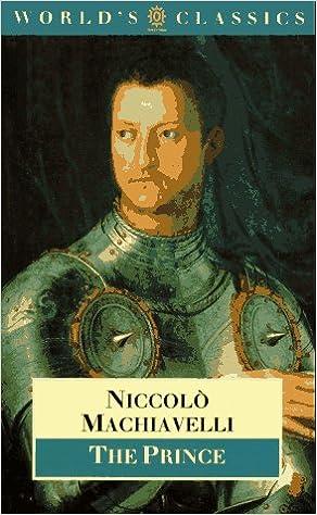 Book The Prince (The World's Classics)