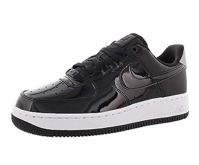 | Nike Women's W Air Force 1 07 SE PRM, Black