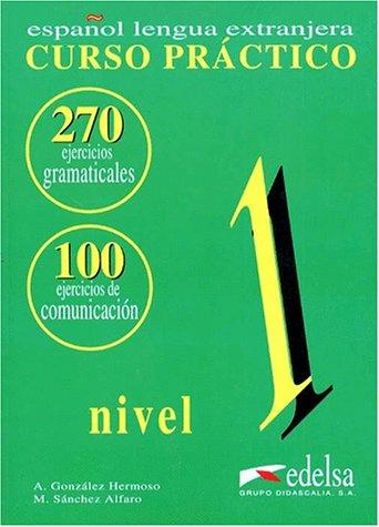 Gramatica, curso practico. Libro de ejercicios 1 (Spanish Edition)