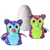 Hatchimals Fabula Forest-Hatching Egg with Interactive Tigrette (Styles & Colors May Vary)