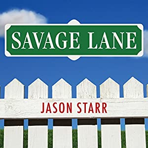 Savage Lane Audiobook