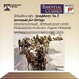 Tchaikovsky: Symphony 5 / Serenade for Strings (Essential Classics)