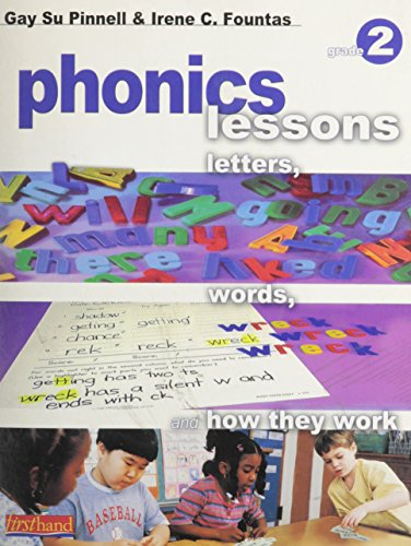 Phonics Lessons (Grade 2): Letters, Words, and How They Work (Two Letter Words)