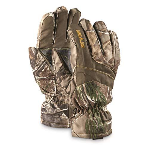 Hot Shot 0x-206C-xx-AZ Men's Defender Glove, Realtree Xtra, Large