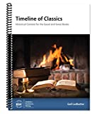 img - for Timeline of Classics - Historical Context for the Good and Great Books - SKU 2865863 book / textbook / text book