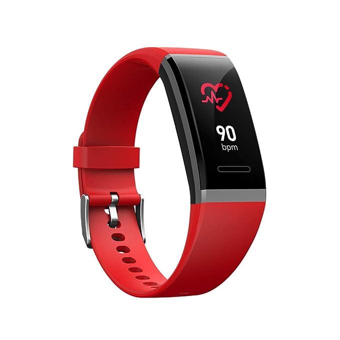 Amazon.com: Star_wuvi Waterproof V11 Smart Watch Bracelet ...