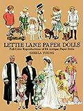 Lettie Lane Paper Dolls, Sheila Young, 0486240894