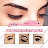 Limo Eyebrow Razor, Facial Hair Trimmer, Eyebrow