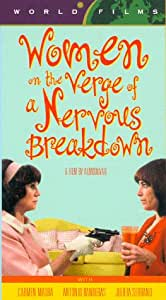 Women on the Verge of a Nervous Breakdown [VHS]