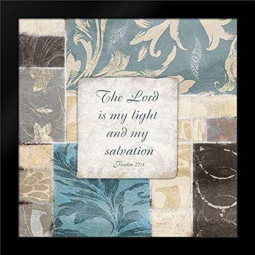The Lord is My Light Poster Print by Jace Grey 24 x 24