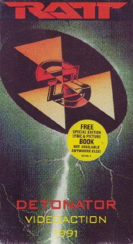 Detonator [VHS] (Ratt Video The)