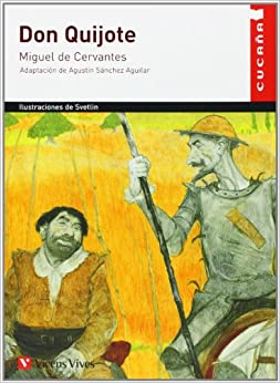 Don Quijote - Cucaña (colección Cucaña) - 9788431676377 por Miguel Cervantes Saavedra epub