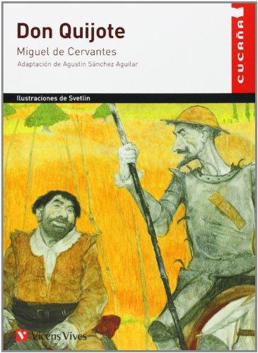 Don Quijote (Cucana) (Spanish Edition)