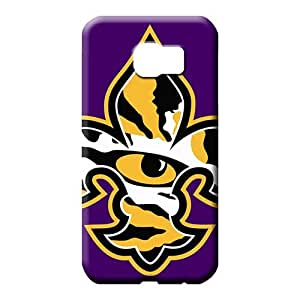 samsung galaxy s6 covers Protective Hd phone cover skin lsu tiger eye