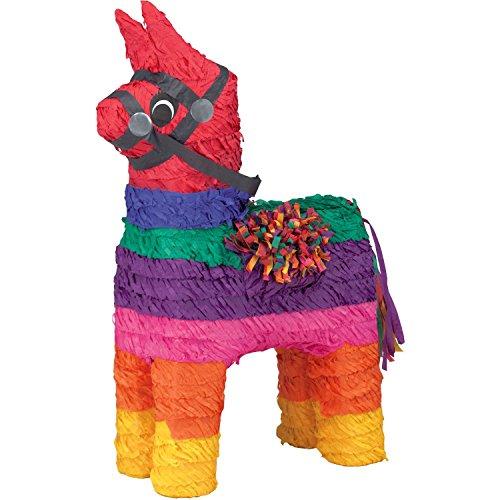 - Amscan Pinata Pull Donkey