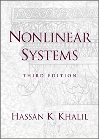 Nonlinear systems 3rd edition hassan k khalil 9780130673893 nonlinear systems 3rd edition hassan k khalil 9780130673893 amazon books fandeluxe Images